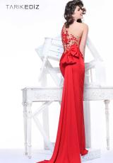 Tarik Ediz 92174.  Available in Red
