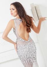 Tony Bowls Evenings TBE11502.  Available in Silver