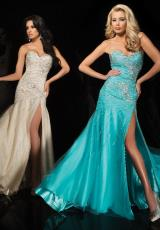 Tony Bowls Le Gala 114533.  Available in Aqua, Champagne, White