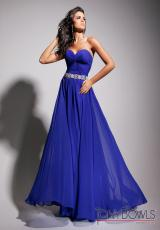 Tony Bowls Evenings TBE11318.  Available in Fuchsia, Royal Blue