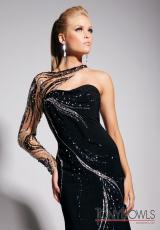 Tony Bowls Evenings TBE11315.  Available in Black, Black/Multi, Purple, Red, White