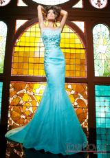 Tony Bowls Evenings TBE11301.  Available in Aqua