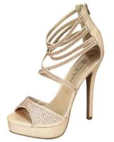 Blossom-Footwear Isabel7.  Available in Nude, Silver