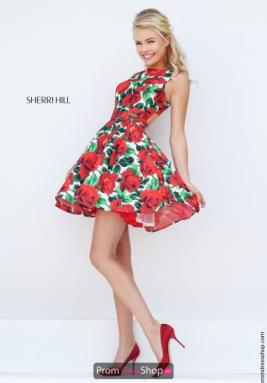Sherri Hill Short 50444