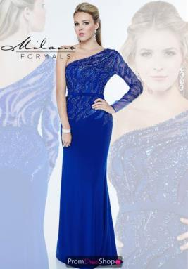 Milano Formals Dress E1897