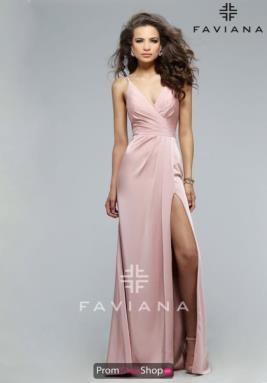 Faviana Dress 7755