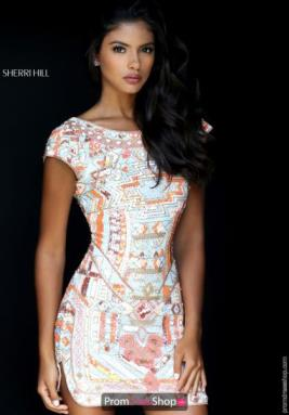 Sherri Hill Short 50366