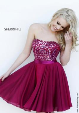 Sherri Hill Short 1961