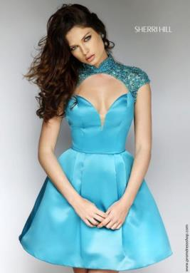 Sherri Hill Short Dress 32304