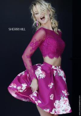 Sherri Hill Short 32323