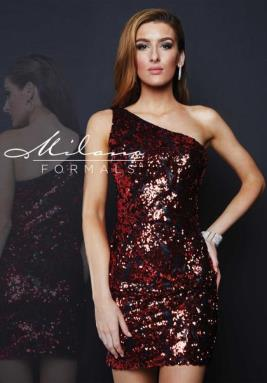 Milano Formals Dress E1707