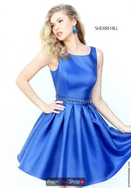 Sherri Hill Short Dress 50505