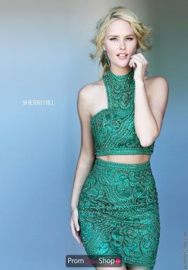Sherri Hill Short 50520