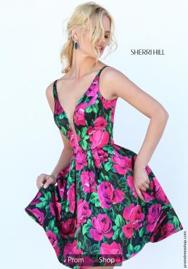 Sherri Hill Short 50604