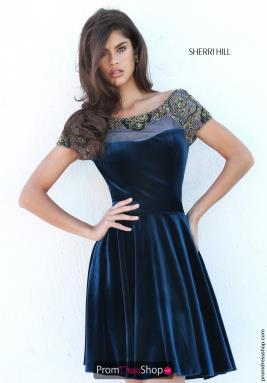 Sherri Hill Short Dress 50699