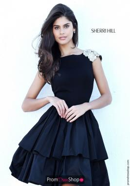 Sherri Hill Short Dress 50712