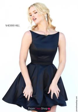 Sherri Hill Short Dress 50427