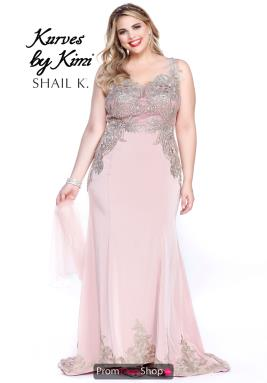 Shail K. Dress 3973X
