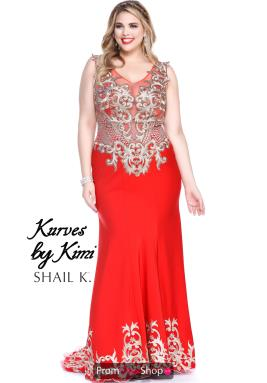 Shail K. Dress 3974X
