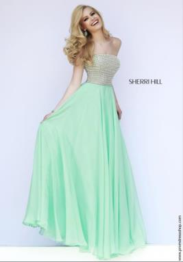 Sherri Hill Dress 8551