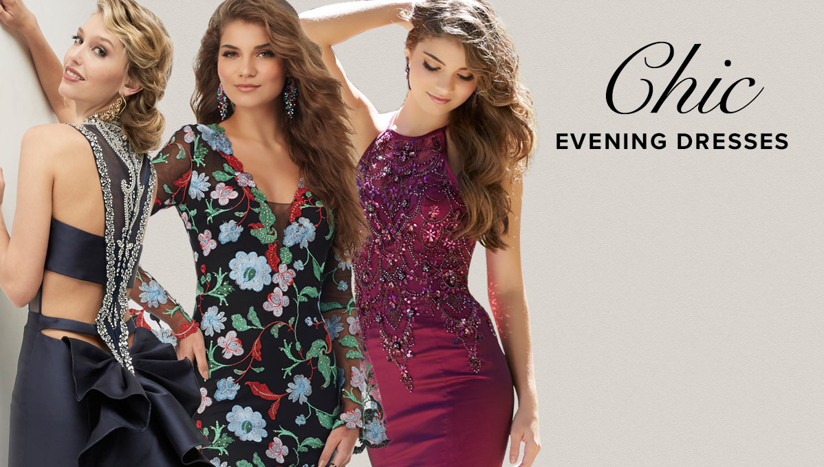 Chic Evening Dresses