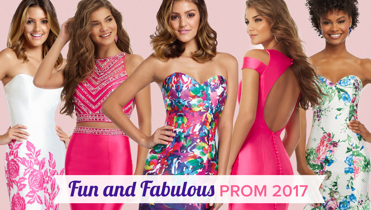 Fun and Fabulous Prom 2017