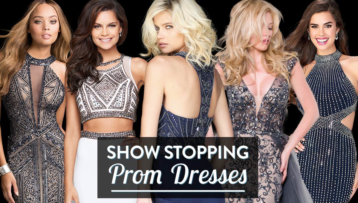 Show Stopping Prom Dresses