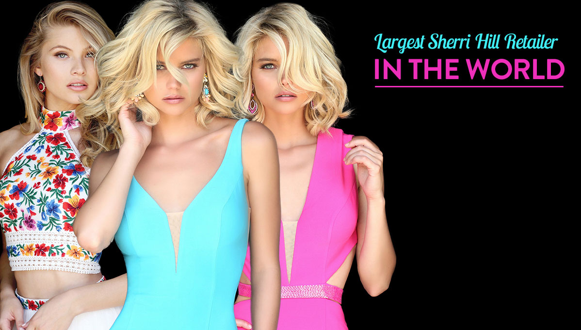 Largest Sherri Hill Retailer in the World