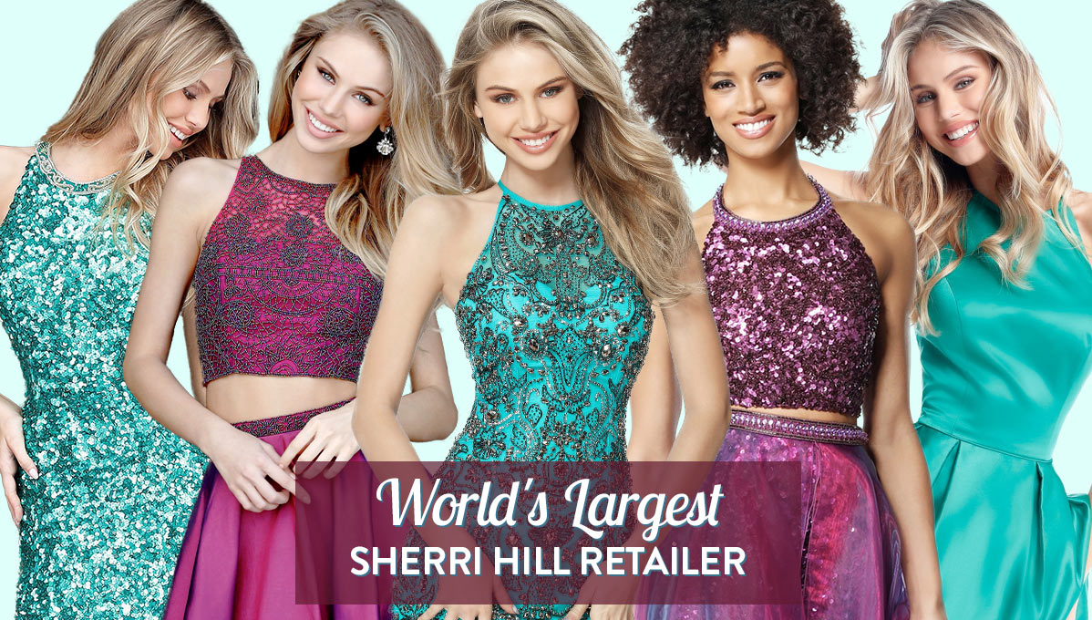 World's Largest Sherri Hill Retailer