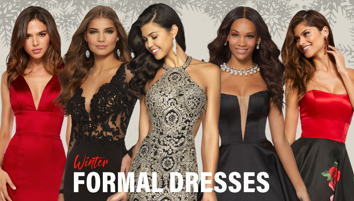 Winter Formal Dresses