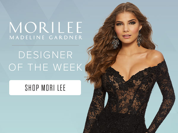 Morilee Designer of the Week