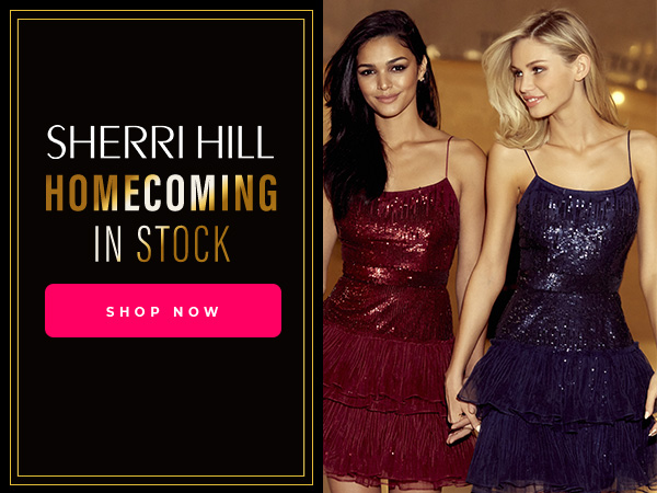 Shop 2019 Sherri Hill Homecoming Dresses