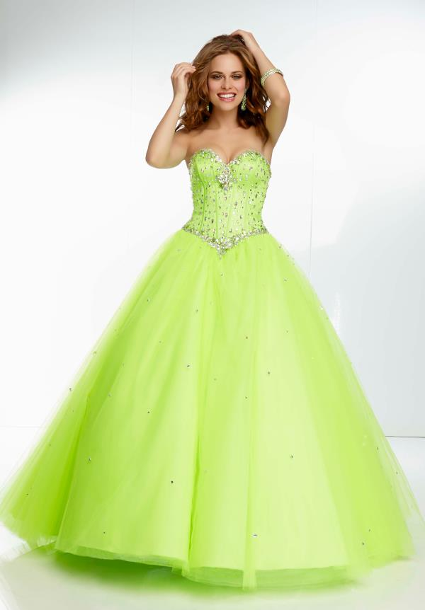 Mori Lee Sweetheart Dress 95024