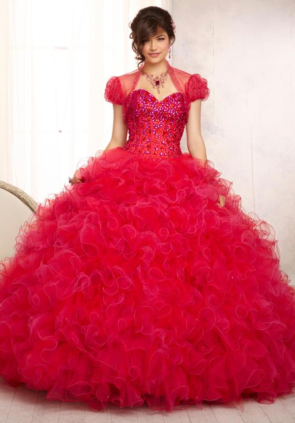 Vizcaya Quinceanera Ball Gown Dress 88098