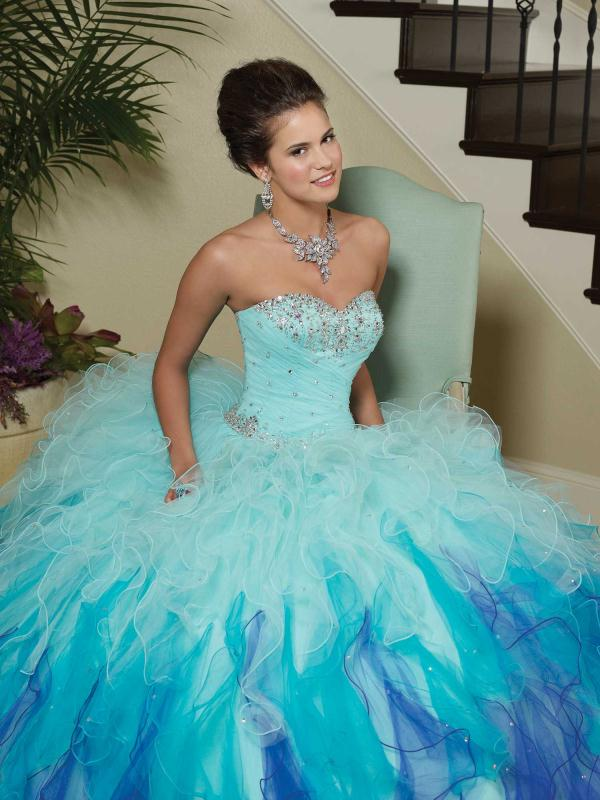 88013 Vizcaya Quinceanera Dress