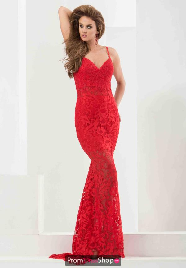 Sexy Long Jasz Couture Dress 5667