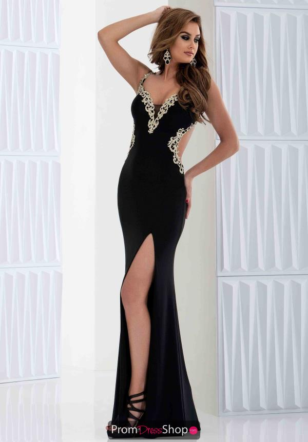 Sexy Fitted Jasz Couture Dress 5682