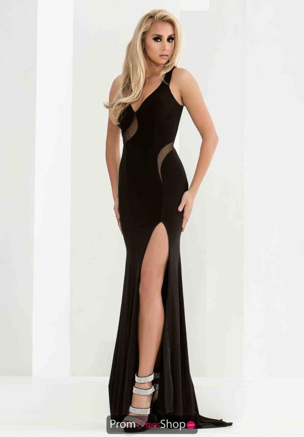 Sexy Long Jasz Couture Dress 5796