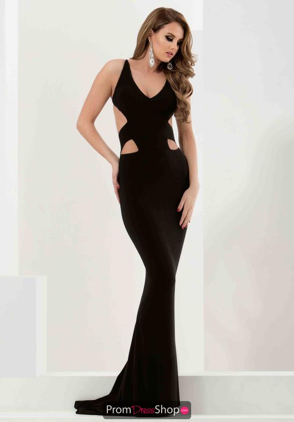 Sexy Cut Out Jasz Couture Dress 5802