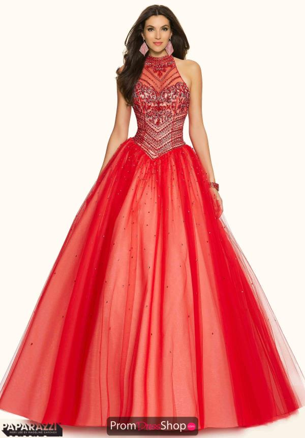 Mori Lee Tulle Quinceanera Ball Gown 98042
