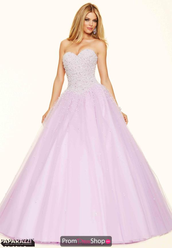 Sweetheart Mori Lee Sweet 16 Dress 98093