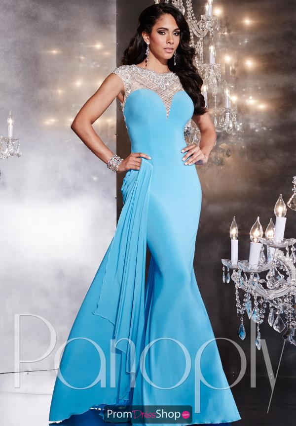 Panoply Sleeved Beaded Dress 14780