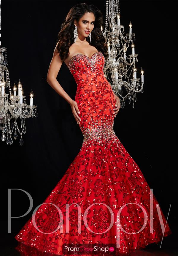 Panoply Fitted Mermaid Dress 14783