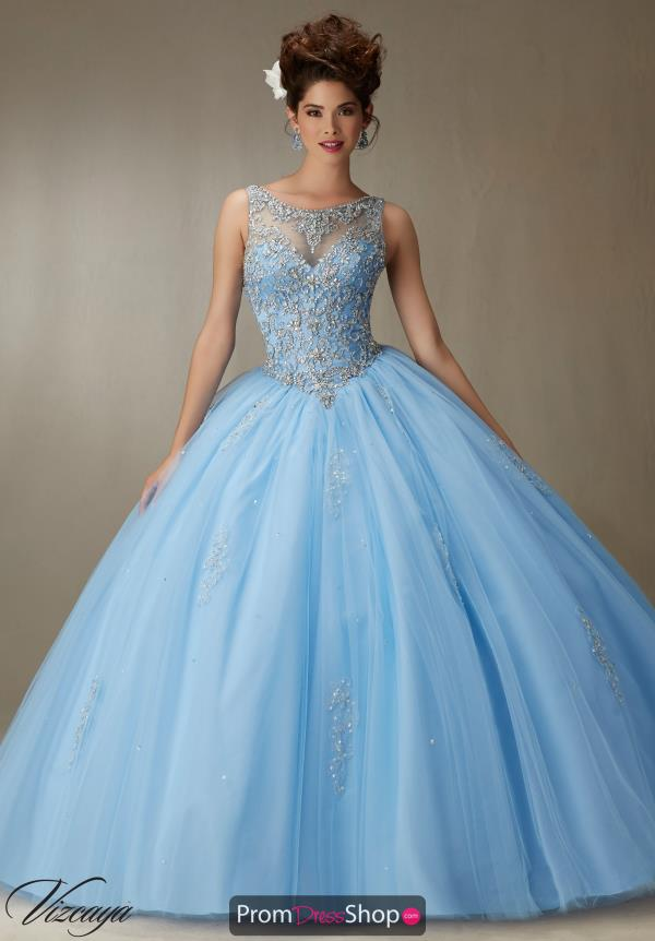 Caribbean Blue Sweet 16 Dresses