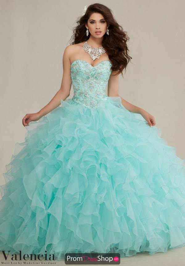 Gorgeous Beaded Vizcaya Quinceanera Dress 89082