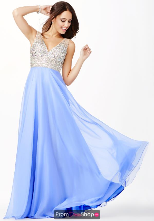 Long A Line JVN by Jovani Dress JVN20437