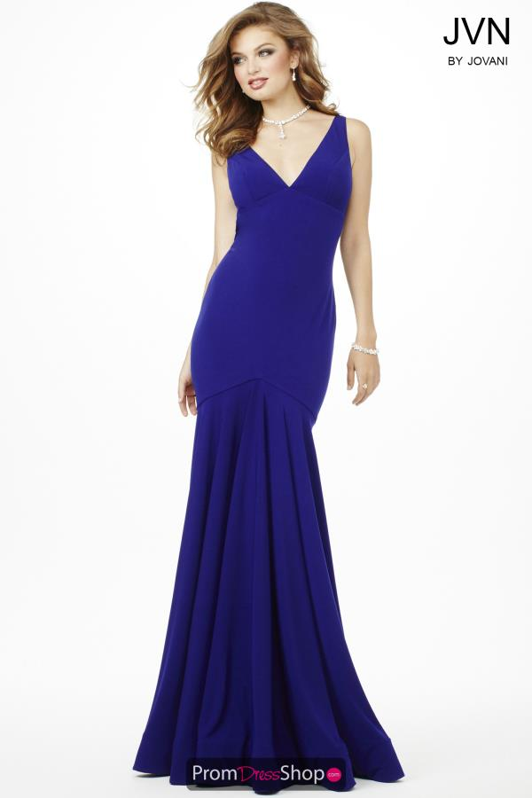 JVN by Jovani Fitted Dress JVN33055