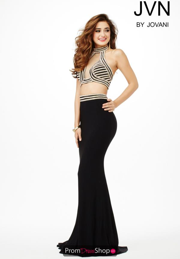 JVN by Jovani Sexy Two Piece Dress JVN33956