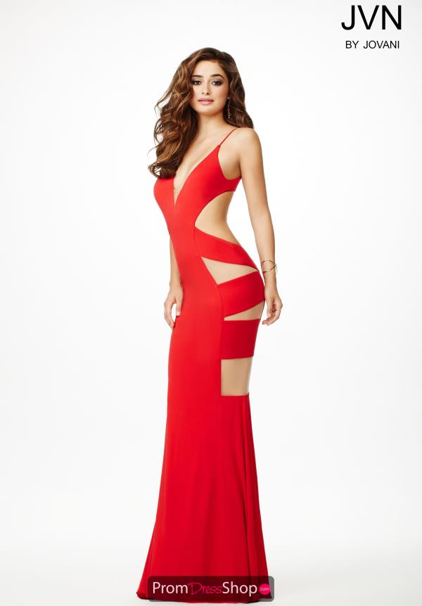 JVN by Jovani Sexy Fitted Dress JVN36365