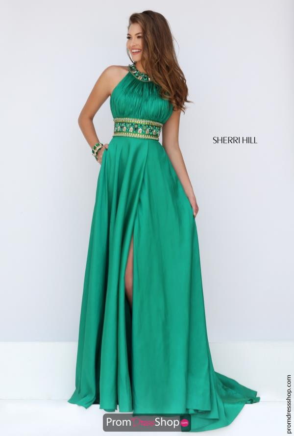 Amazing Long Sherri Hill Dress 11318
